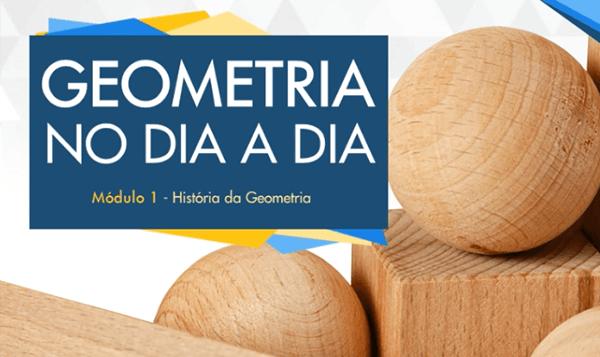 Geometria no dia a dia - Fundação Bradesco