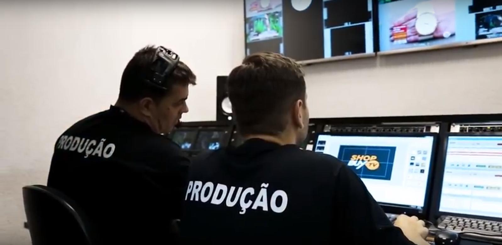 Equipe de suporte em transmissão - Tecnologia de Streaming DTCOM