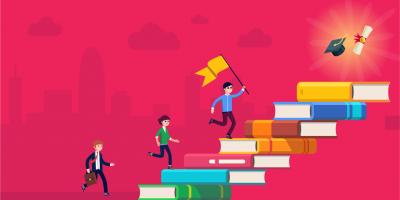 Trilhas de Aprendizagem, a corrida pelo conhecimento