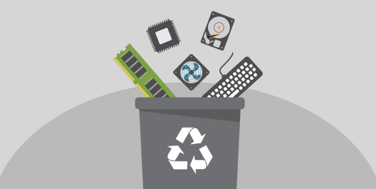 Lixo eletrônico, estamos inovando ou destruindo o futuro?